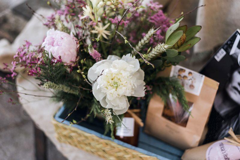 Bandeja Liken Estudio Floral
